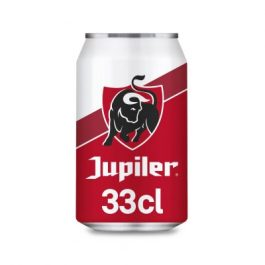 Jupiler Blik 6x33cl