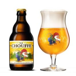 La Chouffe Blond 24x33cl