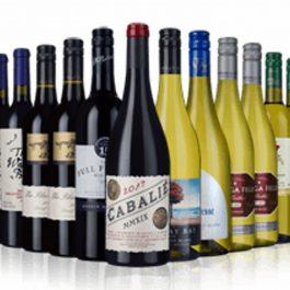 Cadeaumand – Wijn selectie