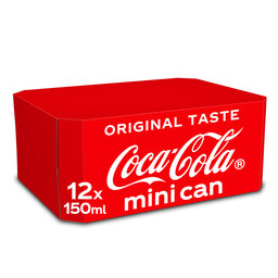 Coca-Cola regular 12x15cl