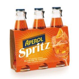 Aperol Spritz (Mini) clip 3 x 17,5cl