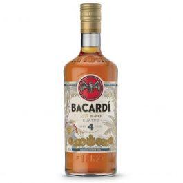 Bacardi 4Y fles 1l