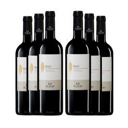 Bajo Montepulciano d'Abruzzo (6 flessen)