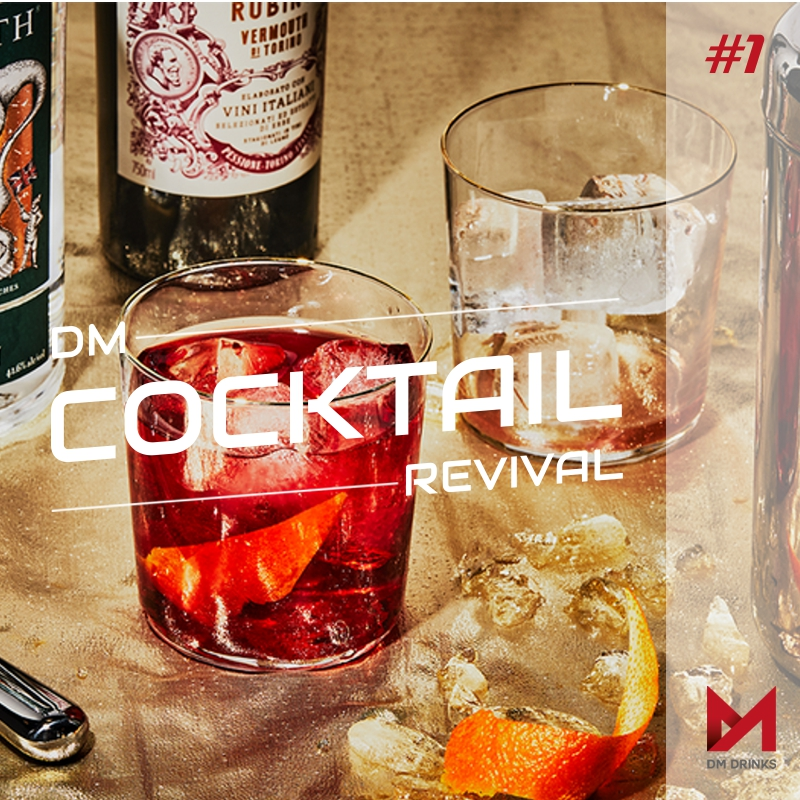 DM Cocktail Revival #1 – Negroni