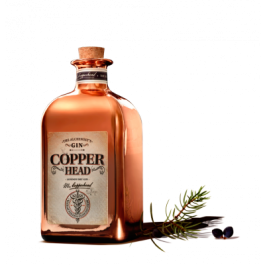 Copperhead fles 50cl