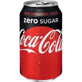 Coca-Cola Zero 24x33cl