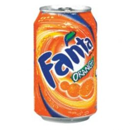 Fanta Orange 6x33cl