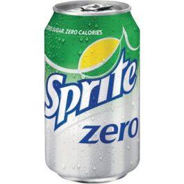 Sprite Zero 6x33cl