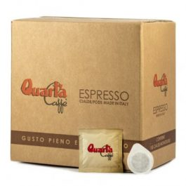 Quarta koffie Cialde ESE Pads 150st