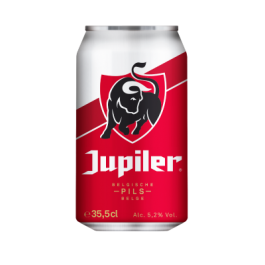 Jupiler Blik 24×35,5cl