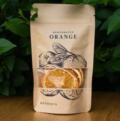 Botanica Dehydrated Orange 20gr
