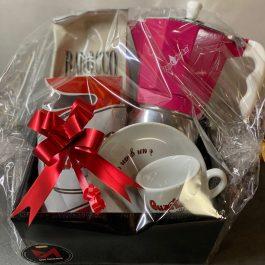 Cadeaumand – Koffie starterpakket 1