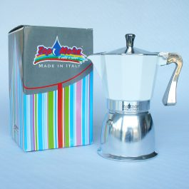 TopMoka Super Top Inductie 6 – Wit