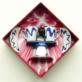 TopMoka box – Blauw