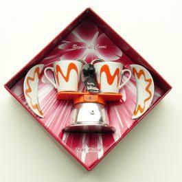 TopMoka box – Oranje