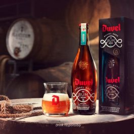 Duvel Barrel aged Batch No.5