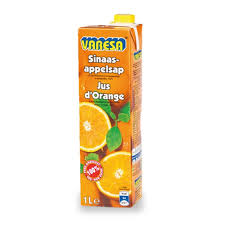 Varesa Sinaasappelsap 1L