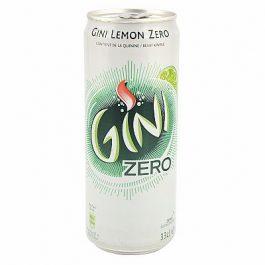 Gini Lemon Zero 6x33cl