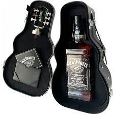 Jack Daniel's Whiskey 70cl guitar case