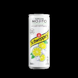 Schweppes Mojito 6x33cl