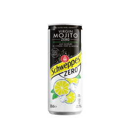 Schweppes Mojito Zero 6x33cl