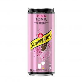 Schweppes Pink 6x33cl