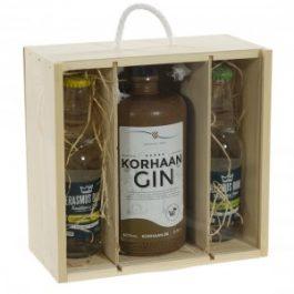 Korhaan Gin 50cl gift