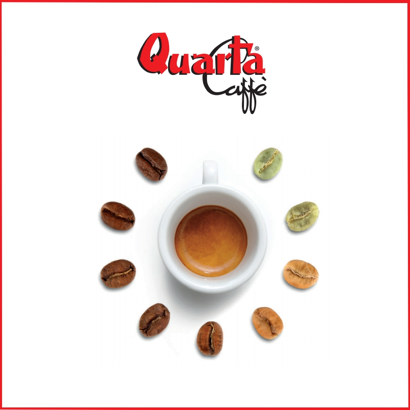 Je bekijkt nu Nu beschikbaar: Quarta koffie Blends