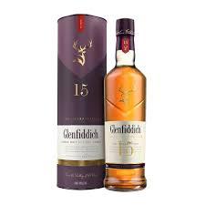 Glenfiddich 15Y 70cl