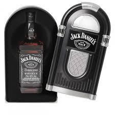 Jack Daniel's Whiskey 70cl Jukebox