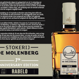 Gouden Carolus Rabelo 7th Anniversary
